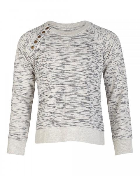 Sweatshirt Annette Light Grey Melange