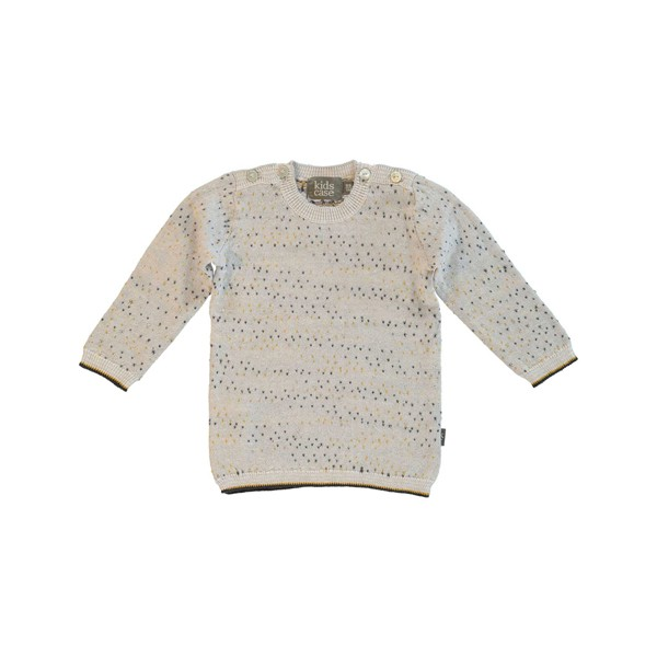 Pullover Charlie Light Grey
