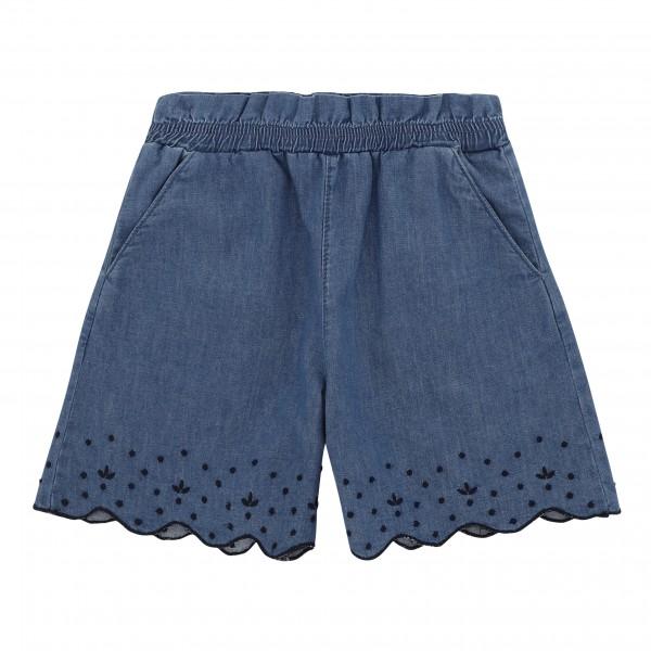 Soft Gallery Shorts Hedvig Denim Blue