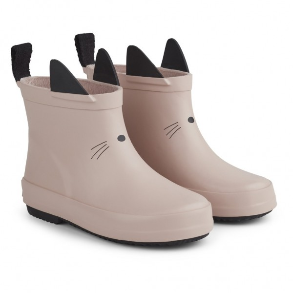 Tobi Rain Boot Cat Rose