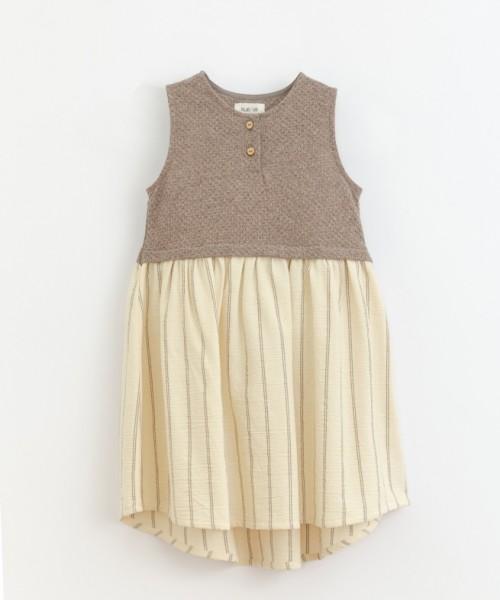 Play Up Striped Dress Pinha