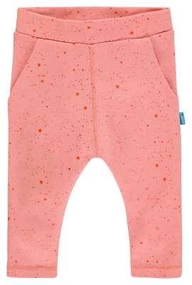 Sweathose Lux Star Print Doll Pink