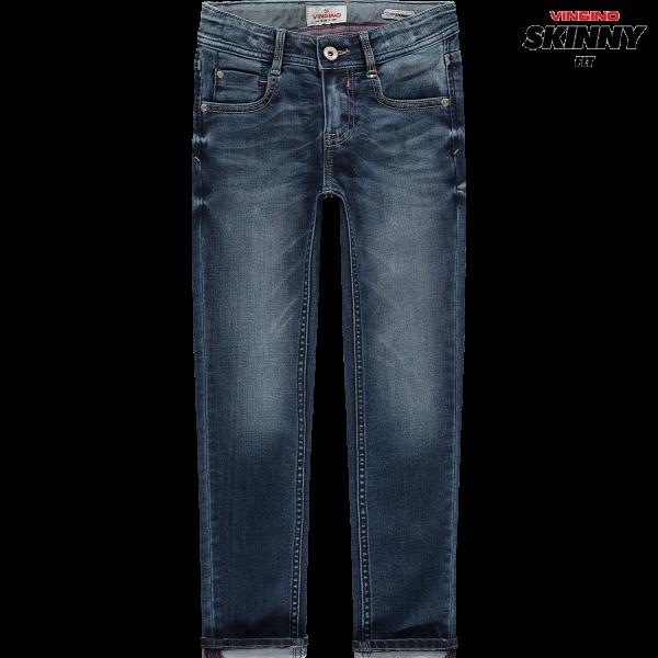 Vingino Jeans Anzio Rinse Deep Dark