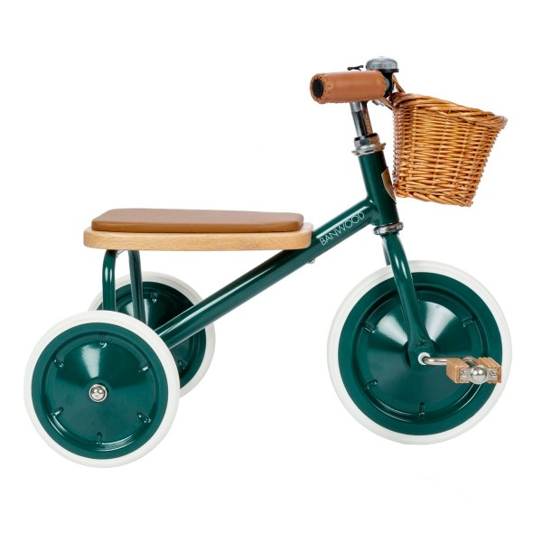 Banwood Trike - Kinder Dreirad Grün