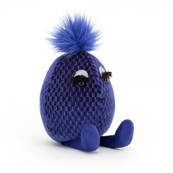 Jellycat Sapphire Fabbyegg