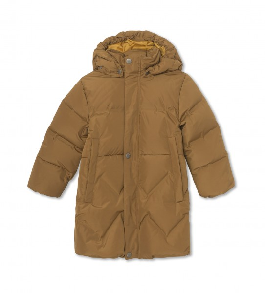 Winterparka Isabelle Rubber Brown