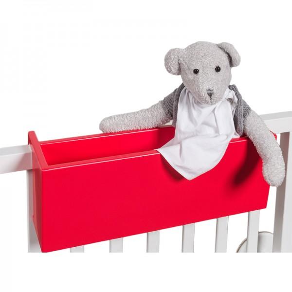 Ablagebox, Farbe: rot