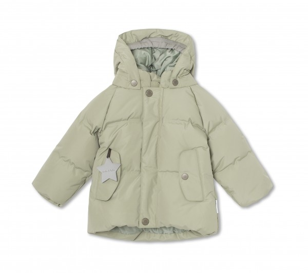 Winterjacke Woody Tea Green