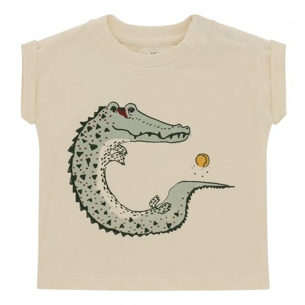 Soft Gallery T-Shirt Frederick Powder Puff Crocoball