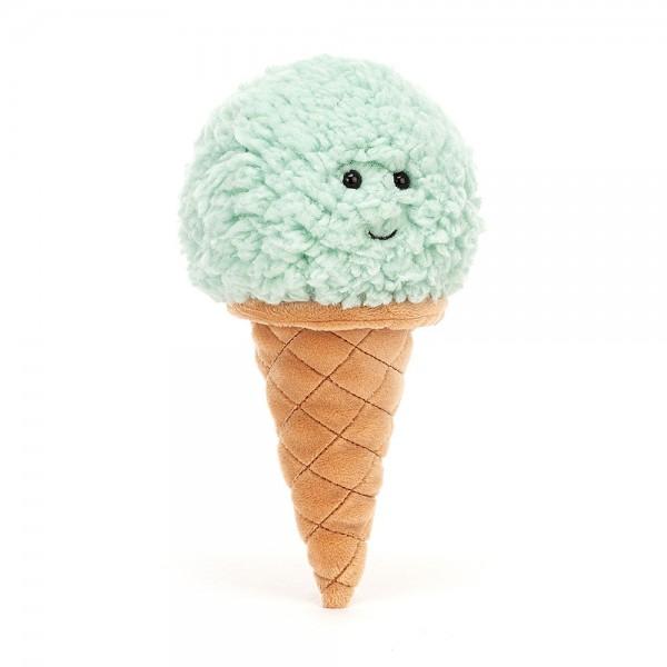 Jellycat Irresistible Ice Cream Mint