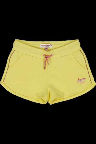 Vingino Sweatshorts Rosie Pale Yellow