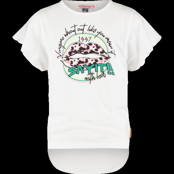Vingino T-Shirt Imani Real White