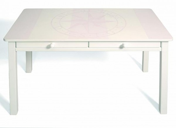 Schreibtisch weiß oder bemalt