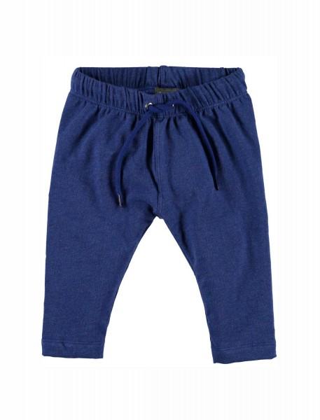 Hose Barney Organic Blau