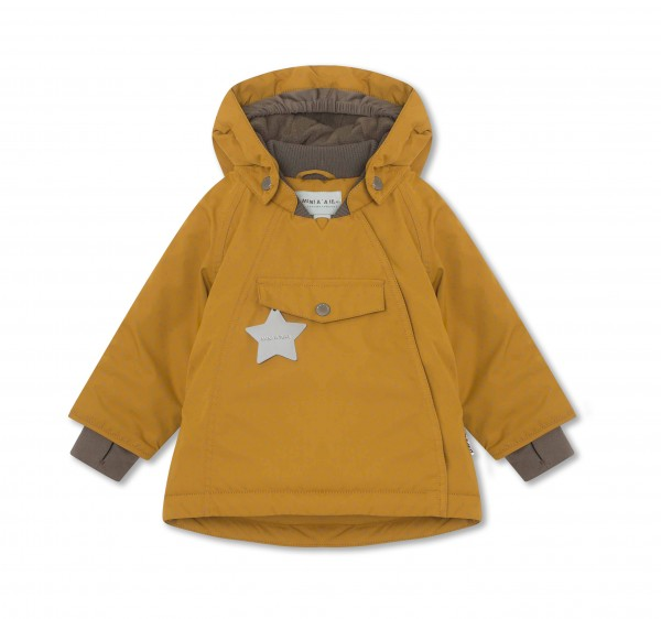 Winterjacke Wang Buckthorn Brown