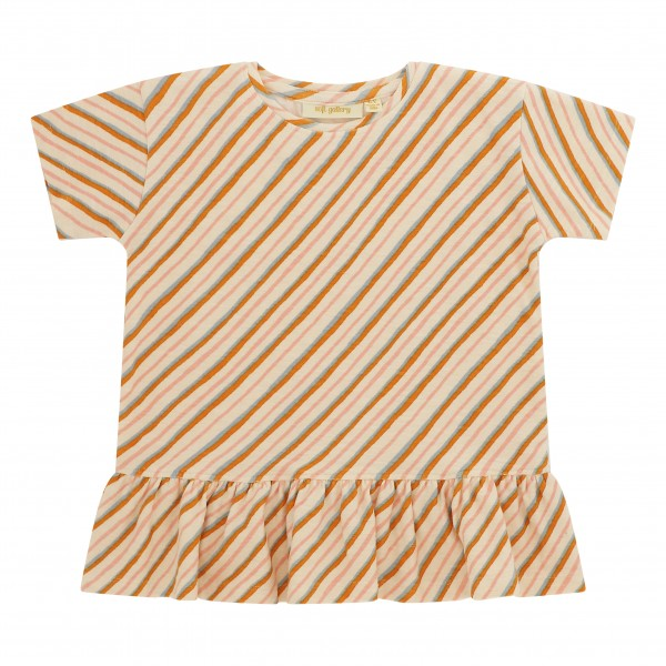 Soft Gallery T-Shirt Acey Gardenia AOP Sway