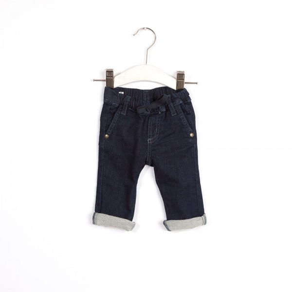 Jeans Chino Loose Raw Rinse
