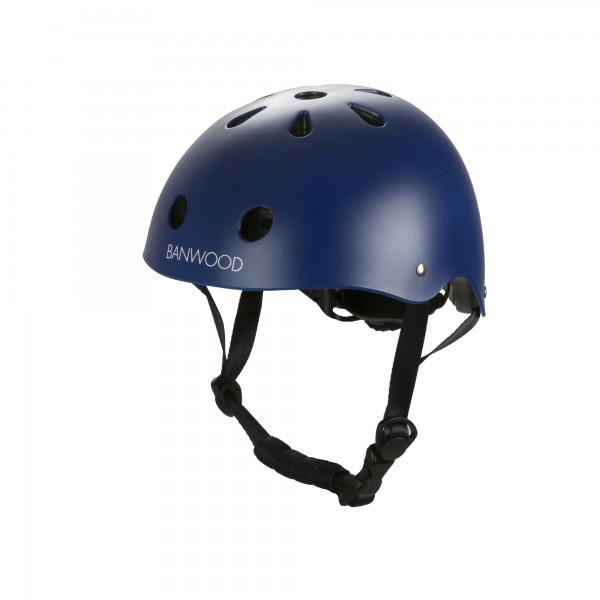 Banwood Classic Helm - Blau (matt)