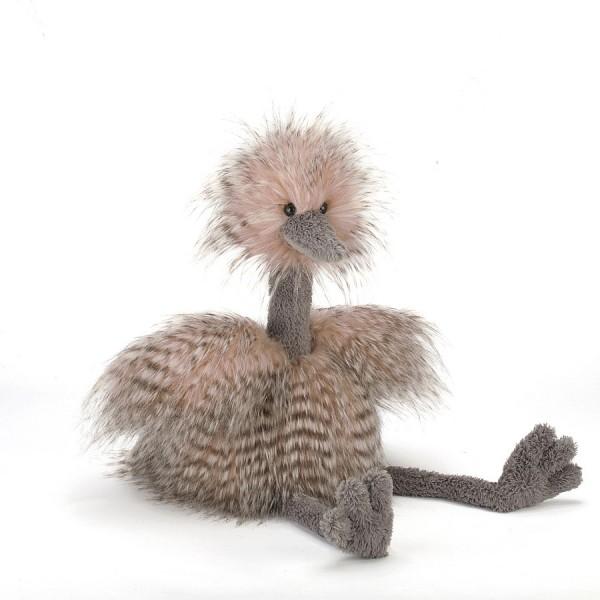 Big Odette Ostrich Gr.L
