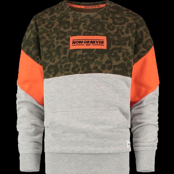 Vingino Sweater Nahim Grey Melee