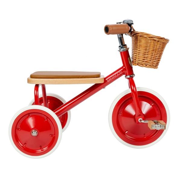 Banwood Trike - Kinder Dreirad Rot