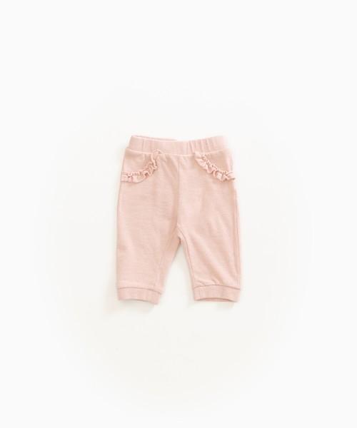 Hose aus Bio-Baumwolle Rita