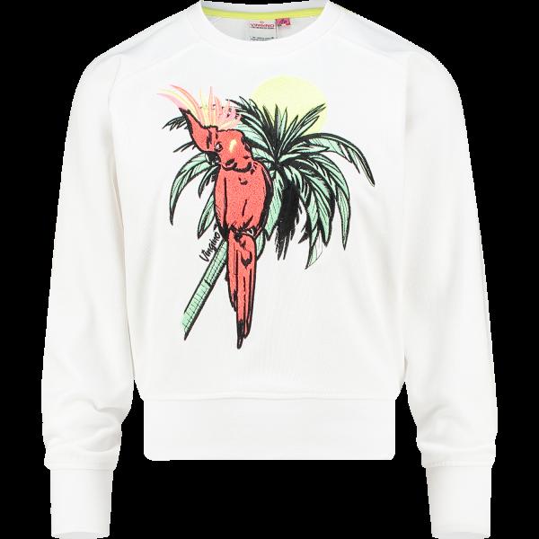 Vingino Sweatshirt Nareva Real White