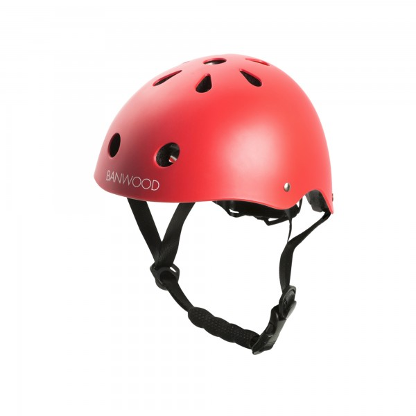 Banwood Classic Helm – Rot (matt)