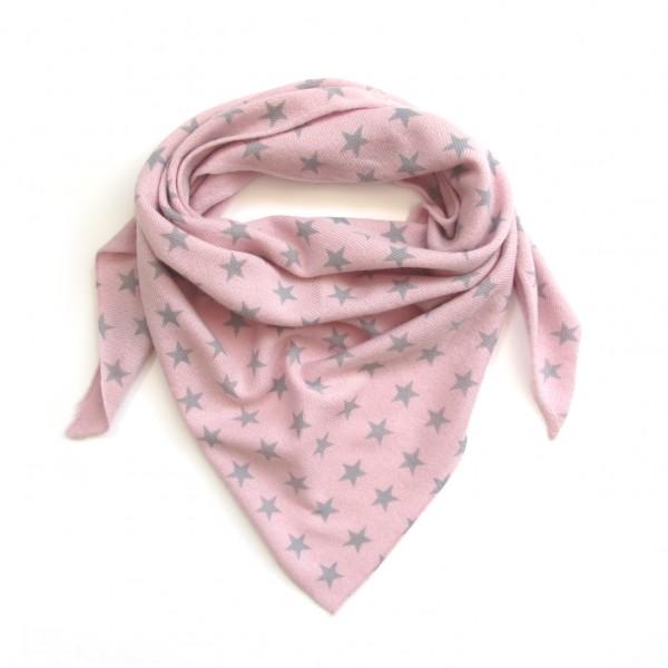 Baby und Kids Triangle Stars Rose/Grey