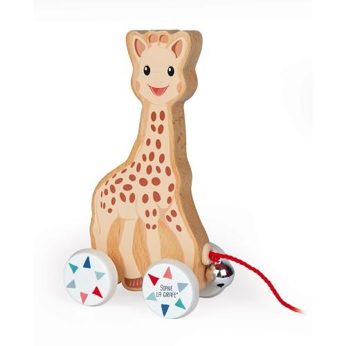 Sophie la Girafe Nachziehtier