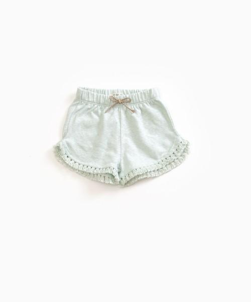 Shorts aus Bio-Baumwolle Water