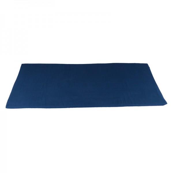Spielmatte 200x90x2cm, Farbe: dunkelblau