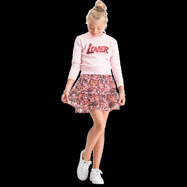 Vingino Sweatshirt Nerissa Fairy Pink