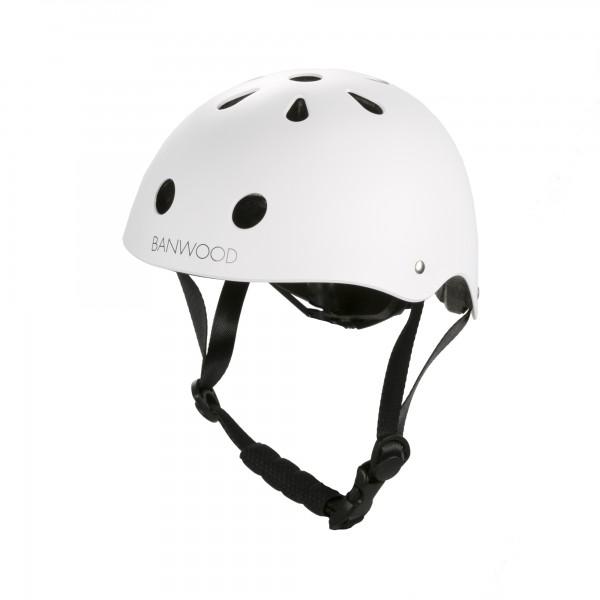 Banwood Classic Helm – Weiß (matt)