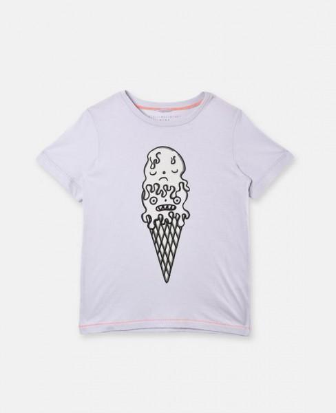 T-Shirt Arlow mit Eiscreme Wechselfarbe Lavender
