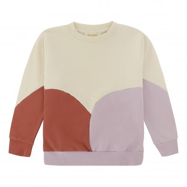 Soft Gallery Sweatshirt Baptiste White Asparagus