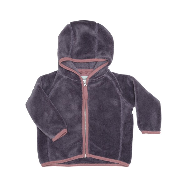 Fleecejacke Clark Light Plum