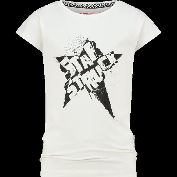 Vingino T-Shirt Hirae Real White