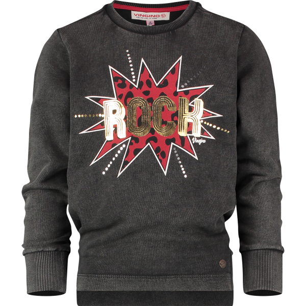 Vingino Sweater Norne Deep Black