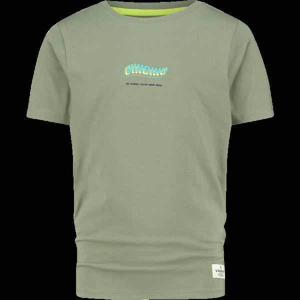 Vingino T-Shirt Hazil Light Army Green