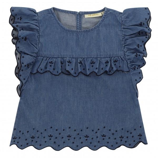 Soft Gallery Tunika Florin Denim Blue