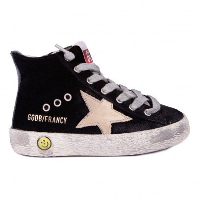 Sneakers Francy Black Gold