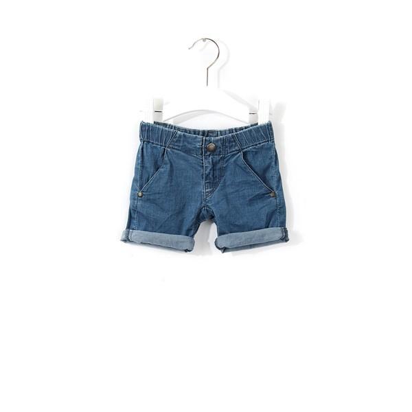 Jeans Bermuda Mild Bleach
