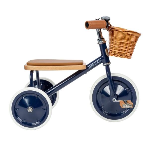 Banwood Trike - Kinder Dreirad Marineblau