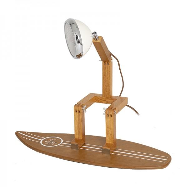 Mr. Wattson Table Stand Surfboard Ash