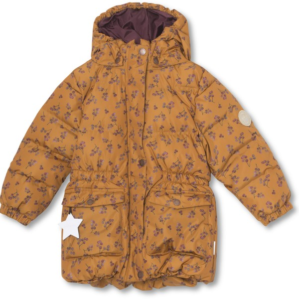 Winterjacke Wencke Autumnal Brown