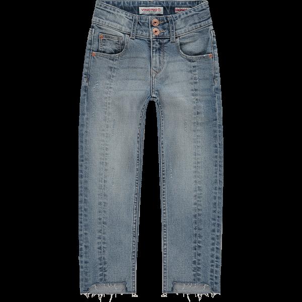 Vingino Jeans Candy Seam Light Indigo