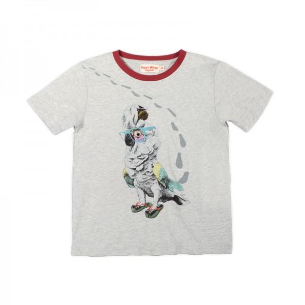Classic T-Shirt Flippin Hellgrau