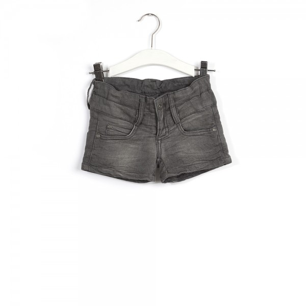 Jeansshorts Shadow Grey
