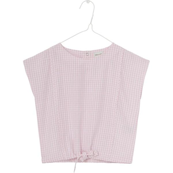 Bluse Sisse Blushing Pink